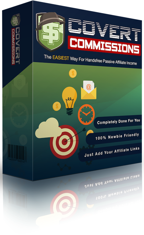 This Is Insane! Covert Commissions Can Earn You Hands-Free Profitable List On Autopilot