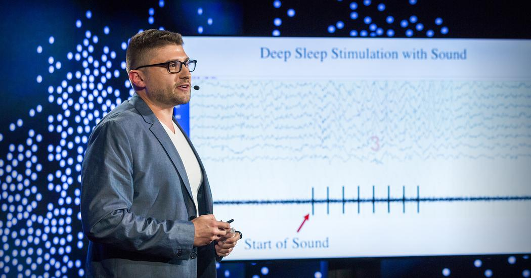 The brain benefits of deep sleep